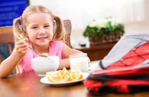 Ацетон у дитини - правила харчування