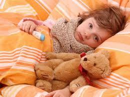 Що не можна робити при грипі у дитини