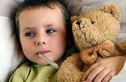 Якщо у дитини грип – прості поради
