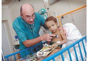 Захворювання печінки у дітей