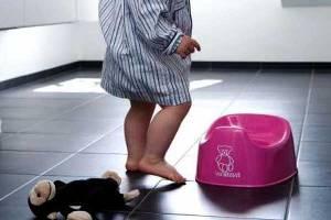 Проблема закрепу у дітей 3 років