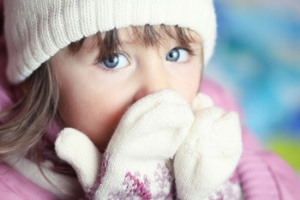 Кашель у дитини і прогулянки