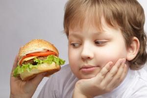 Якщо у дитини зайва вага