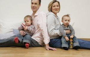 У родителей простуда. Как ухаживать за ребенком?