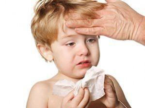 Осложнения у малышей после ОРВИ