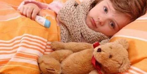 ГРВІ та особливості анатомії дитини