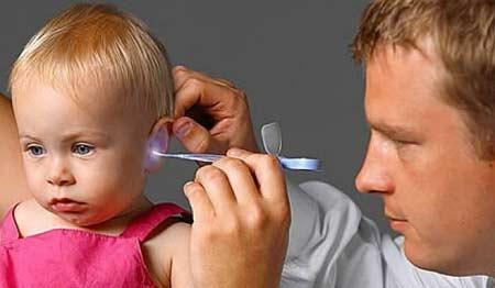 Отит у дітей: причини, симптоми, догляд та профілактика