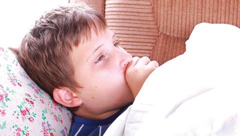 Дитина і запалення легенів – чи можна їм заразитися?