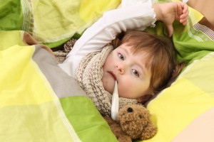 Воспаление легких у ребенка и антибиотики