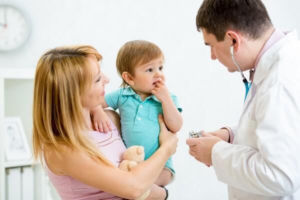 Подготовка ребенка к лечению в больнице