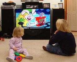 Дитина і телевізор