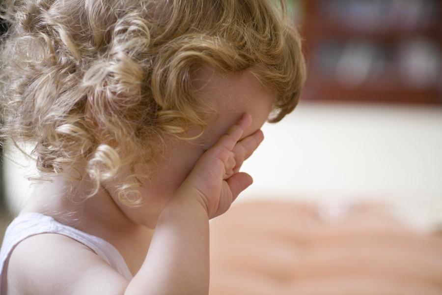 Вередлива дитина. Як впоратися з дитиною, яка скиглить