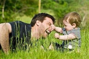 Роль батька у вихованні та розвитку дитини