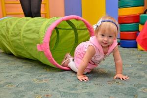 Рухова активність малюка для його здоров'я і розвитку