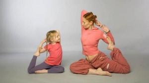 Йога для дітей – віяння моди або користь для здоров'я