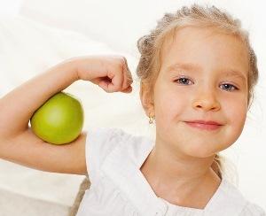 Розвиток імунної системи у дітей