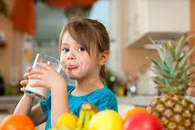 Питание ребенка для повышения иммунитета
