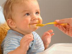 Харчування дитини – м'ясо і риба