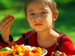 Вегетаріанство і дитина