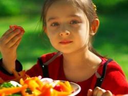 Вегетарианство и ребенок
