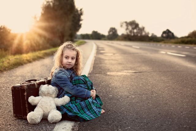 Дитина і стрес: від чого, чому і що з цим робити?