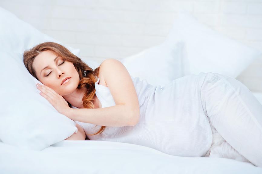 Беременность и сон – какую позу выбрать?