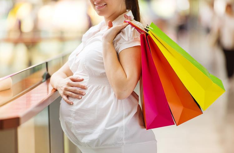 Одяг та взуття вагітної
