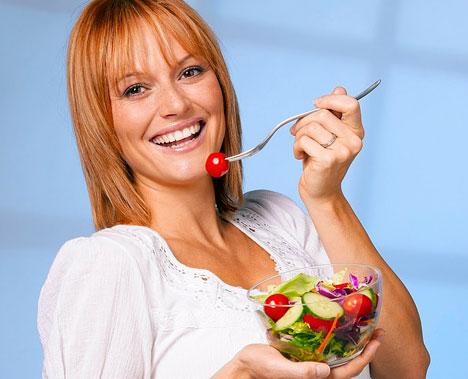 Вагітність і вегетаріанство