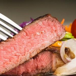 Біфштекс з відвареного м'яса