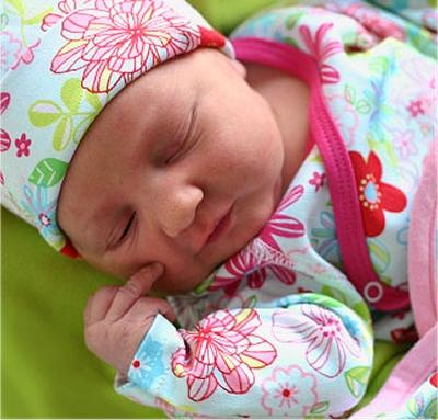 Речі для новонародженого