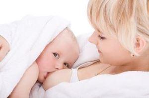 Як не завагітніти під час годування грудьми