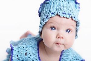 Розвиток малюка в перший місяць життя