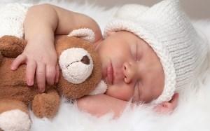 Режим сну новонародженого