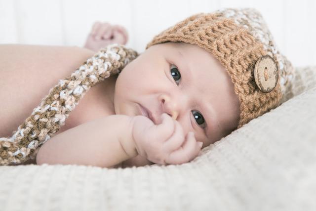 Перші досягнення новонародженого