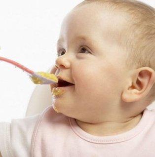 Харчування дитини 5 місяців