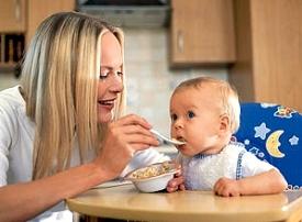 Правила введення прикорму дитині