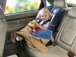 Як вибрати автокрісло для малюка?