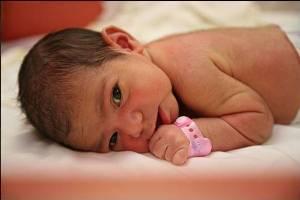 Стрес новонародженого
