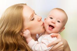Страхи малюка першого року життя