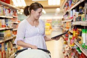 Принципи харчування годуючої матері