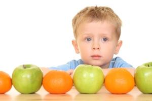 Харчування дітей від 3 до 7 років – принципи, раціон, режим