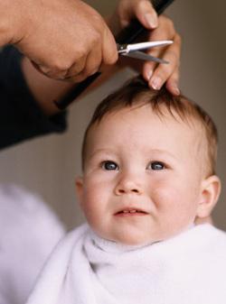 Волосся дитини