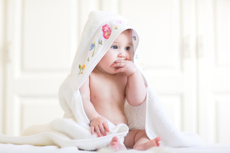 Личная гигиена детей от 1 до 3 лет