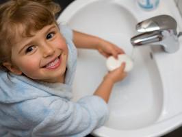 Як привчити дитину до особистої гігієни