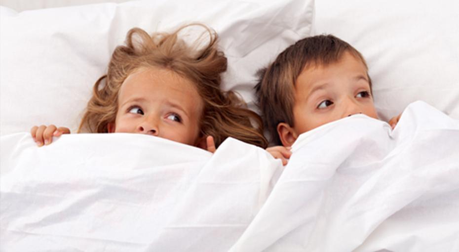 Страхи дітей в три роки