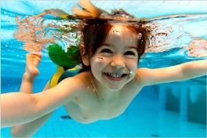 Відпочинок з дітьми на воді. Правила безпеки