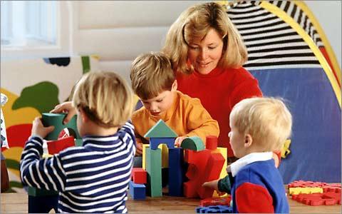 Навіщо нам потрібен дитячий садочок?