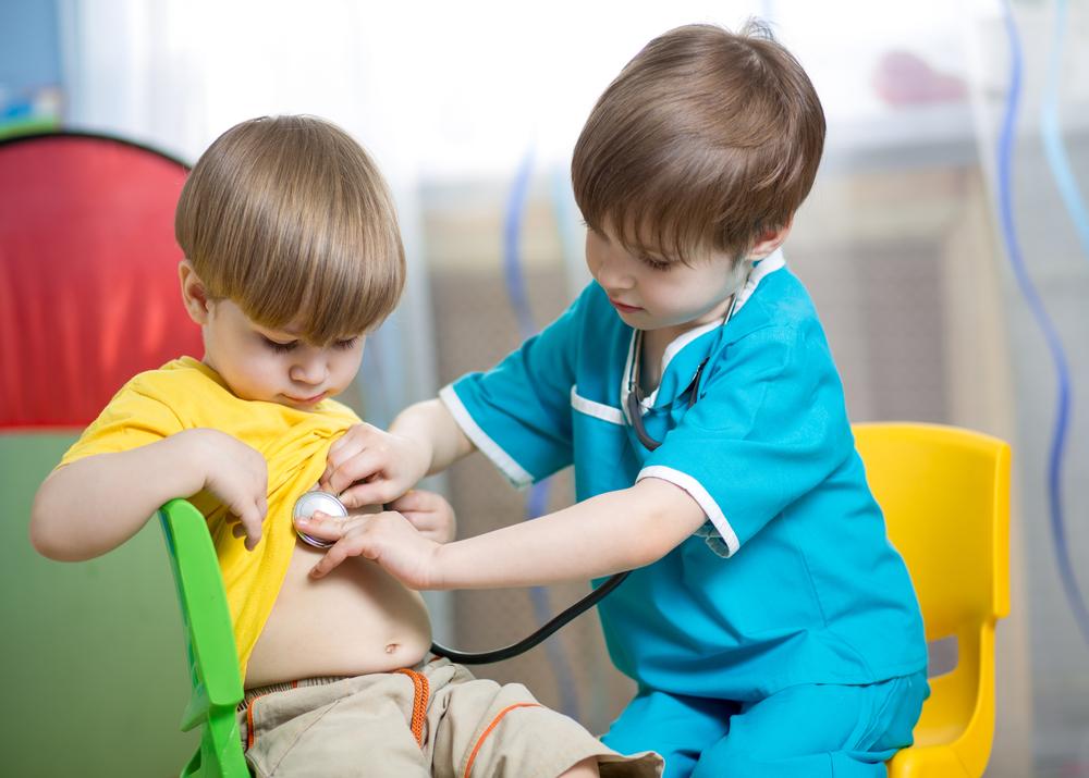 Імунітет дитини та дитячий садок - як припинити низку хвороб?