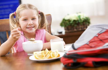 Правильне харчування для дитини, яка ходить у дитячий садок
