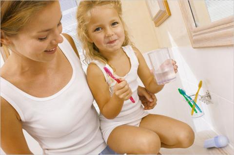 Виховання гігієнічних навичок у дитини